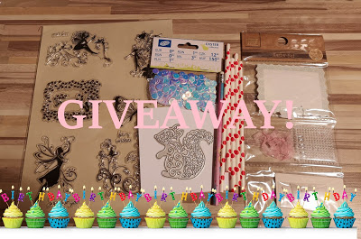 Fikreta's giveaway May 25