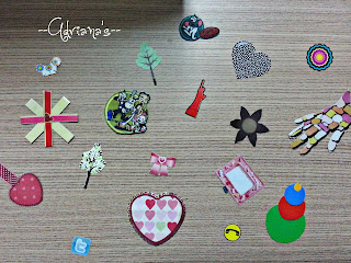 Embellishments for Scrapbooking