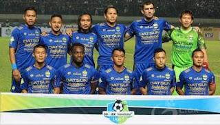 Persib Bandung Pinjamkan 4 Pemain ke PSGC Ciamis