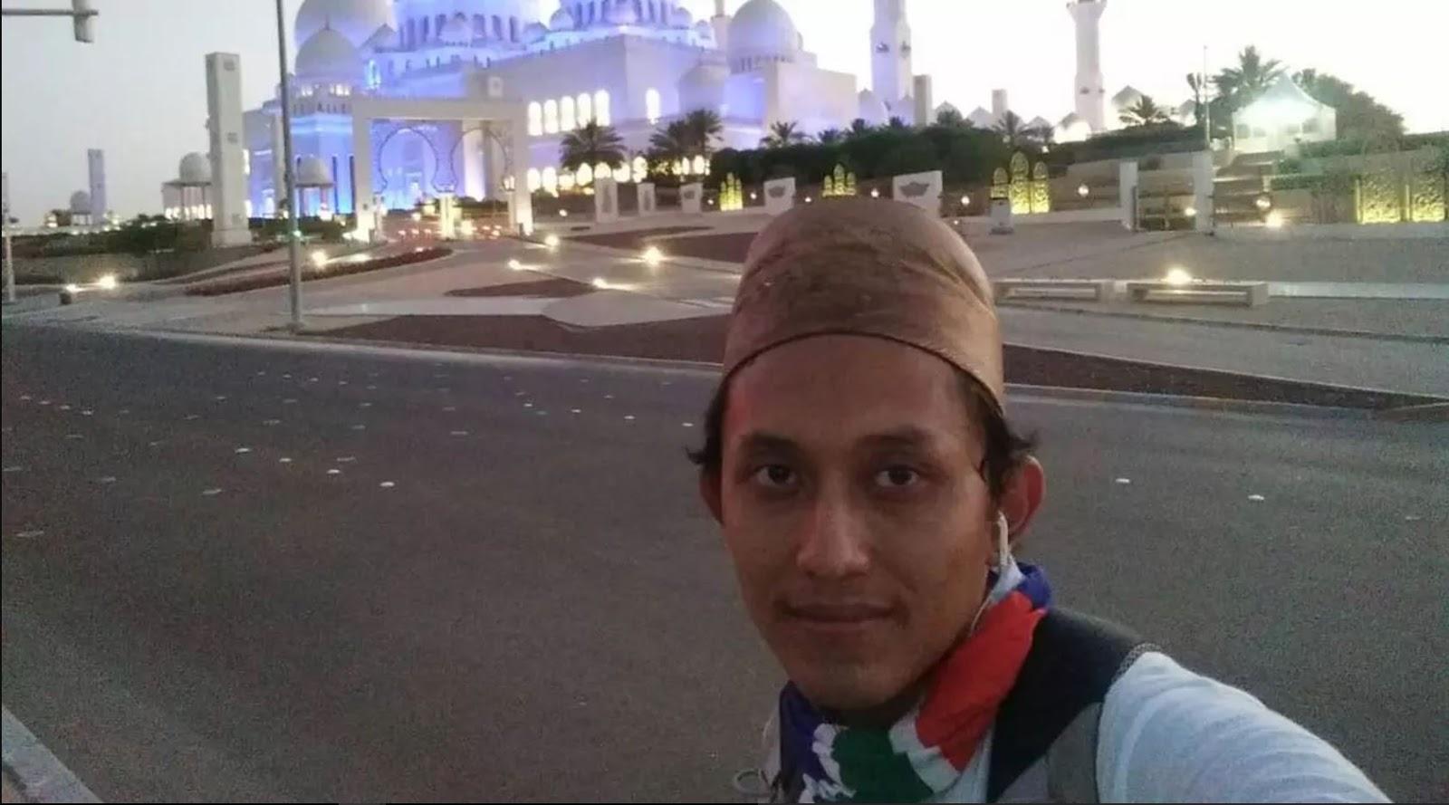 Pemuda Kota Santri Pergi Haji dengan Jalan Kaki, kok bisa?