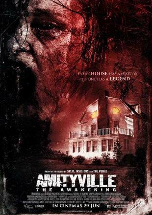 Amityville The Awakening 2017 BRRip 800MB English 720p ESub Watch Online Full Movie Download bolly4u