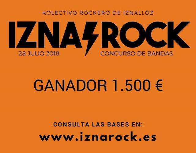 Concurso de Bandas Iznarock