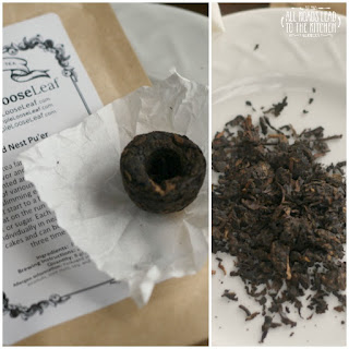 Bird Nest Pu'er