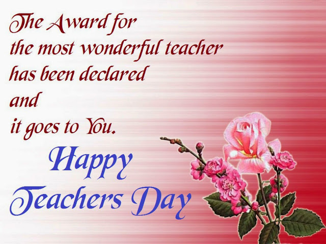 Happy Teachers Day Messages, SMS 2016