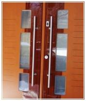 handle pintu kupu tarung minimalis