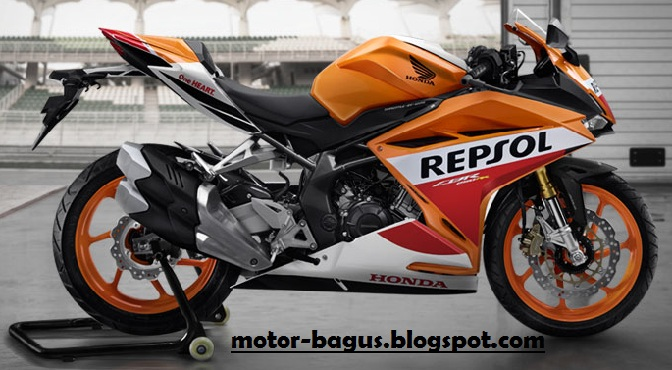 Harga Motor Honda Repsol Cbr 250cc Brad Erva Doce Info