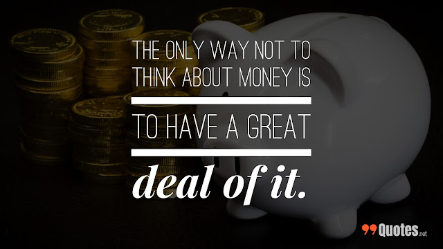 making money quotes and sayings