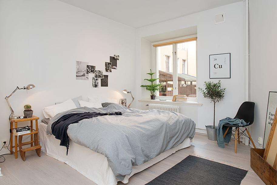 Camas sin hacer la nueva moda for Decoracion nordica dormitorios
