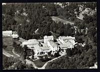 Bilde av Neevengården sykehus, ukjent fotograf og år.