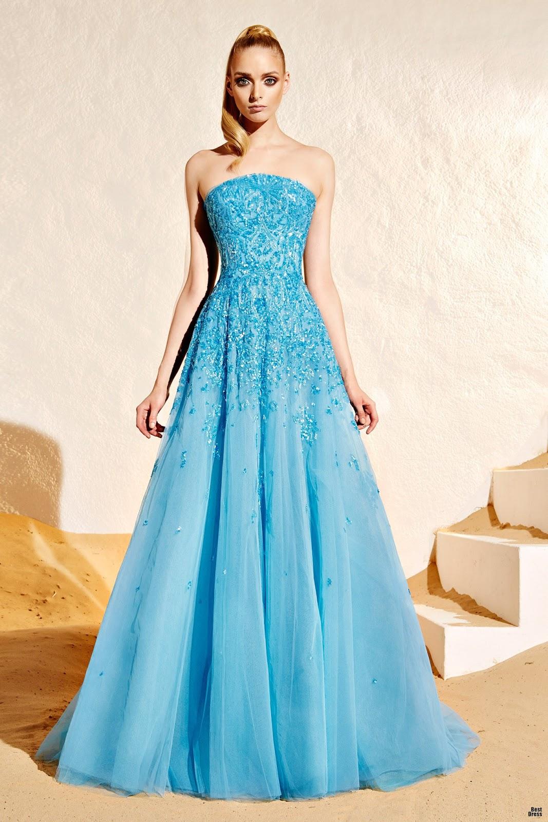 Modernos vestidos de moda | Colección vestidos Zuhair Murad 2015 ...