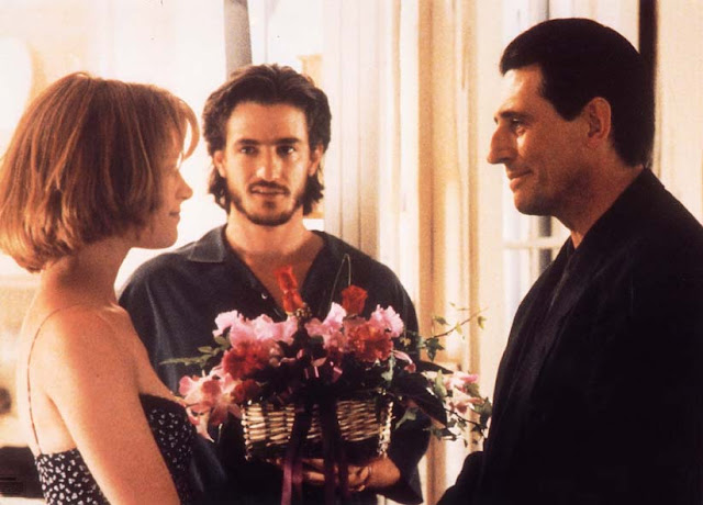 Point of No Return 1993 movieloversreviews.filminspector.com film Bridget Fonda Dermot Mulroney Gabriel Byrne