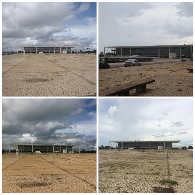 7 maravilhas de Brasília - Palácio do Planalto