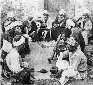 Kavos namai Palestinoje