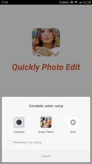Quickly Photo Edit APK