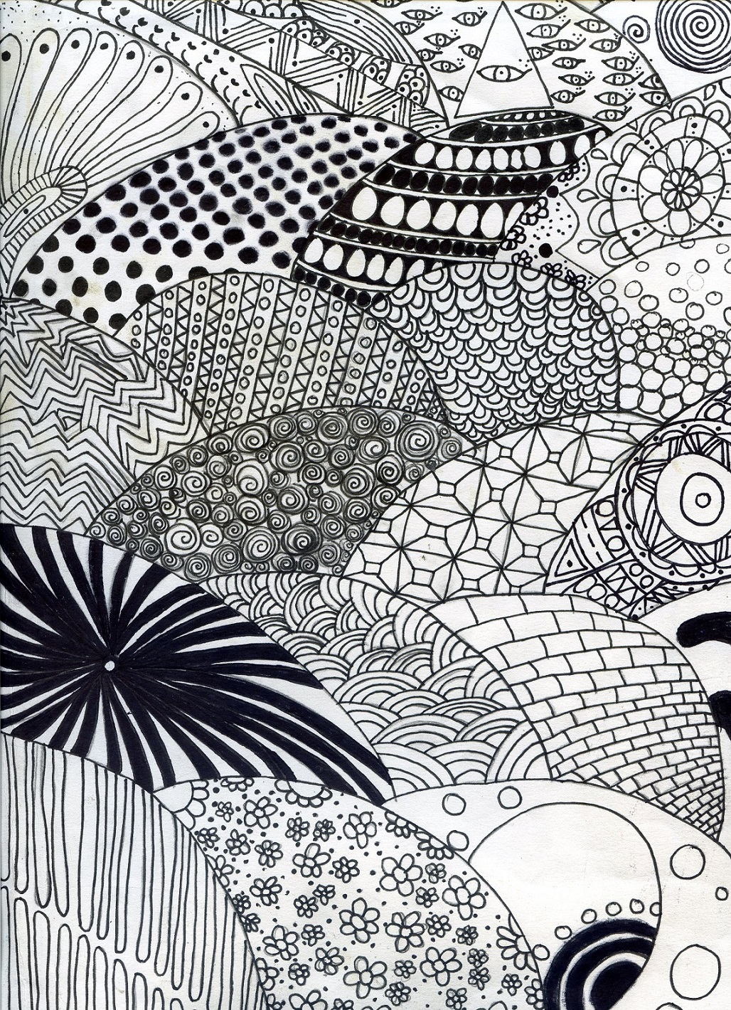 Zentangle Animals  Lessons  Tes Teach