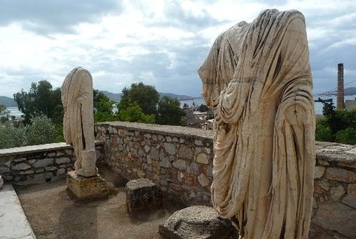 Το Αφηρημένο Blog: Οδοιπορικό στον Αρχαιολογικό χώρο της Ελευσίνας