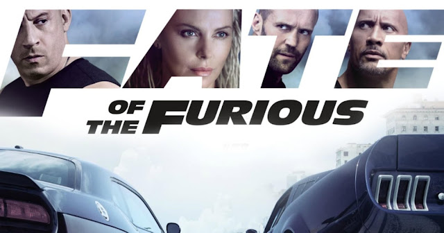 The Fate of the Furious (2017) - EAU TWO