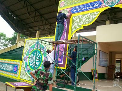 Jasa Pembuatan Backdrop Murah Di Jakarta