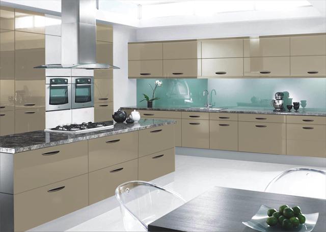Keyifli mutfaklar için dekorasyon örnekleri 3