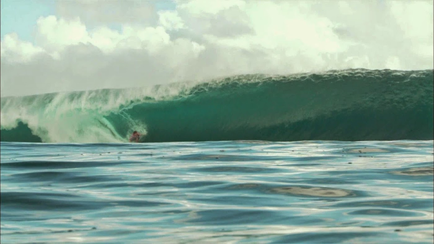 Billabong Pro Tahiti 2014 - Official Teaser 30 secs