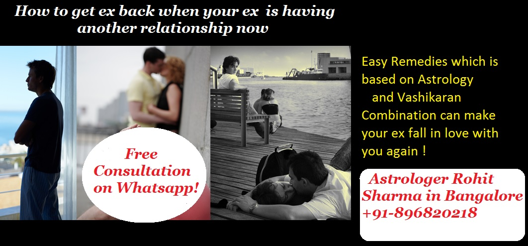 Take Vashikaran Services to bring your ex back +91-8968620218
