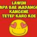 DP BBM Bahasa Jawa Gokil Lucu Bikin Ngakak