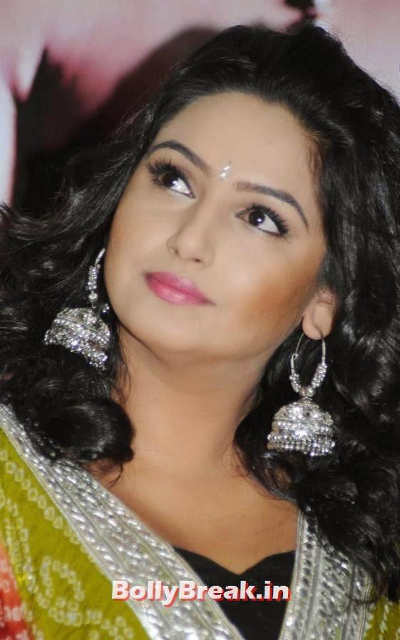 Ragini Dwivedi Latest Hot Photos In Punjabi Suit 4 Pics