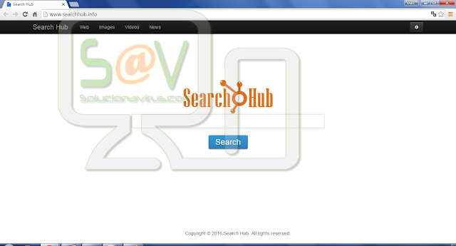 Searchhub.info (Hijacker)