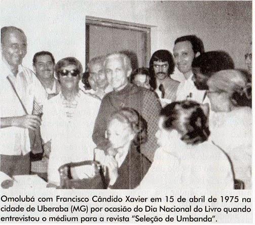 Chico Xavier e Umbanda