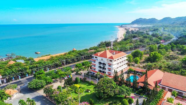 Bờ biển tỉnh Bà Rịa Vũng Tàu