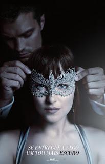Novidades - Divulgado o primeiro teaser do filme Cinquenta Tons Mais Escuros