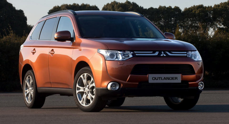 Suspension Corrosion Leads To Mitsubishi Outlander And Lancer Recall