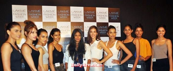Carol Gracious, Indian Female Models in Shorts Walk Ramp - Photo gallery