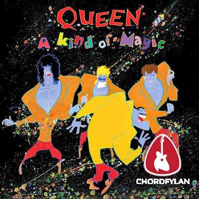 Lirik dan chord Friends Will Be Friends - Queen