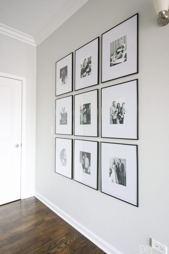 Where To Buy Gallery Wall Frames Ikea Amazon Crate And