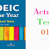 Listening TOEIC Of The Year - Actual Test 01