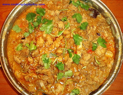 Turkey Curry Recipe | Cooking Day By Day