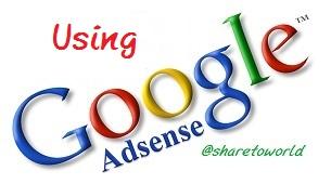 Using Google Adsense and Free Blogs
