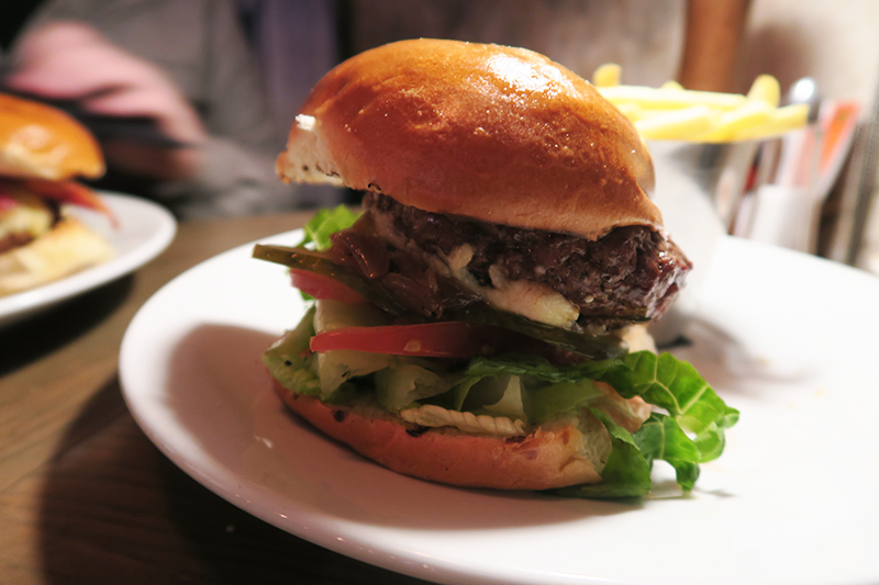 Ad Lib Review Glasgow Best Burger Burgerthon | Colours and Carousels - Scottish Lifestyle, Beauty and Fashion blog