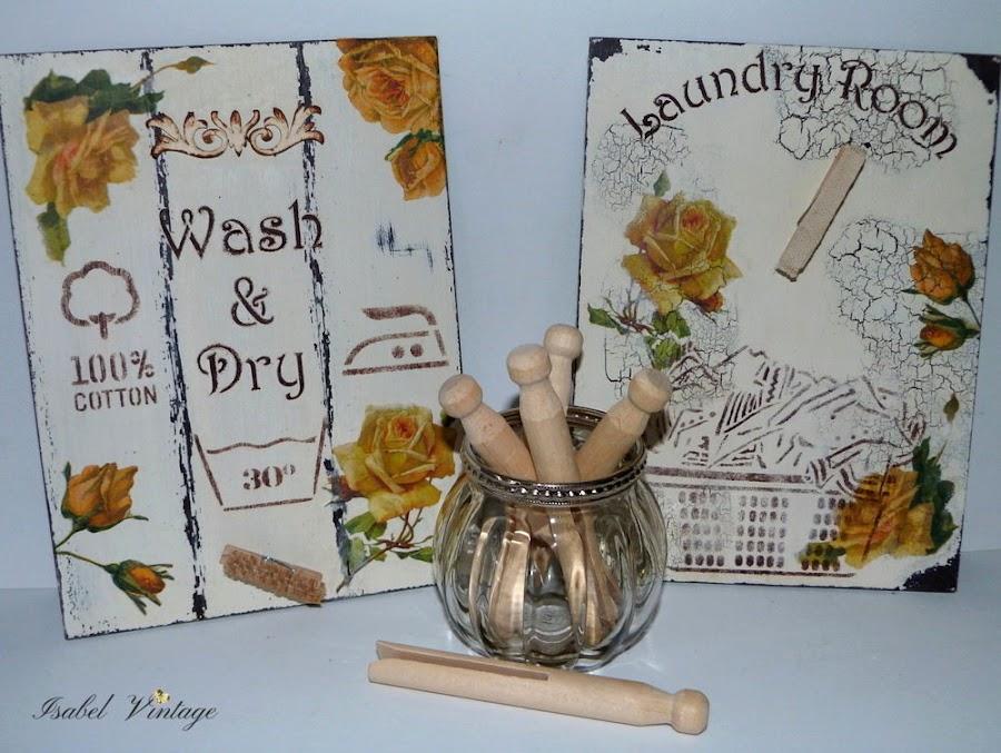 cuadros-vintage-cuarto-lavado