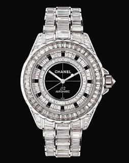10. Chanel J12 Haute Joaillerie - $700.000