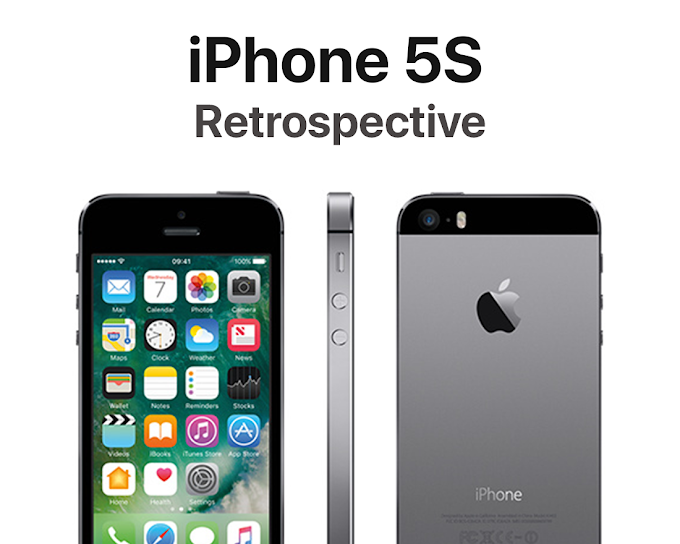 iPhone 5S Retrospective
