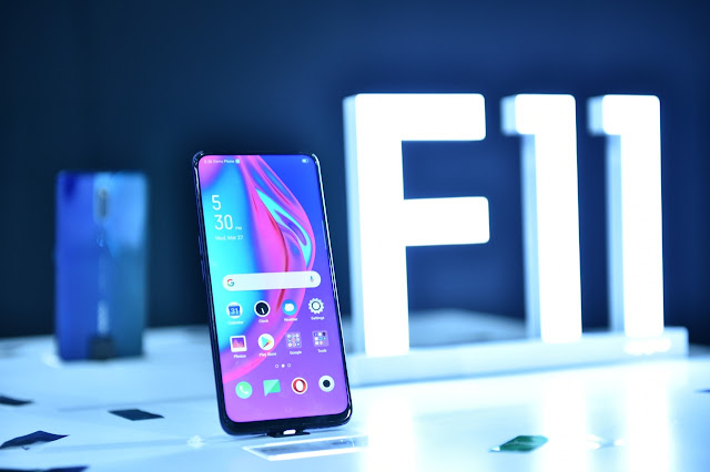 OPPO Philippines Launches OPPO F11 Pro, Elevates Photography and User Experience