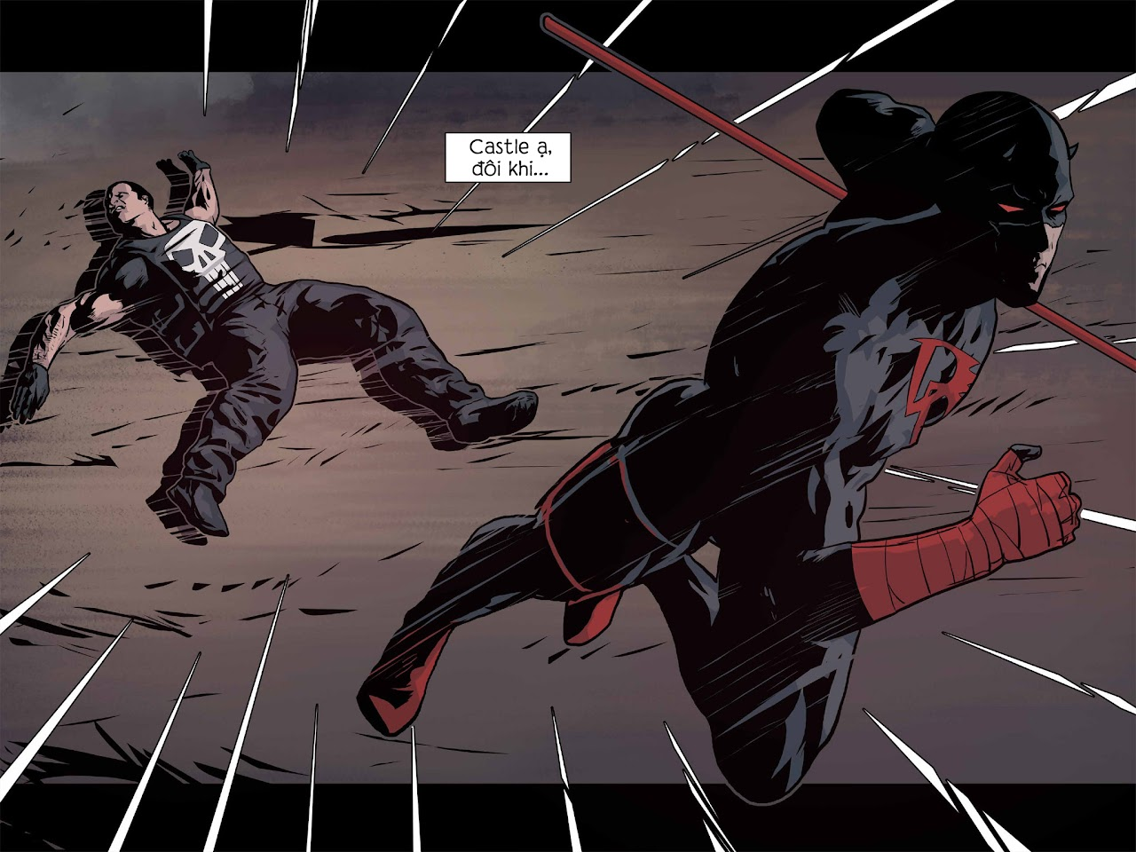 Daredevil/Punisher: Seventh Circle | Vòng Xuyến Thứ Bảy