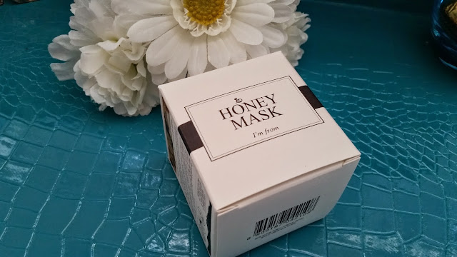 I'm From Honey Mask Review