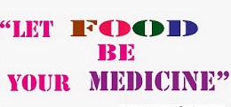 Food is the Best Medicine.