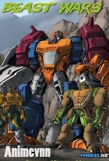 Robot biến Hình Cơ Chiến Vương - Hoạt Hình Cơ Chiến Vương Trọn Bộ 2012 Poster