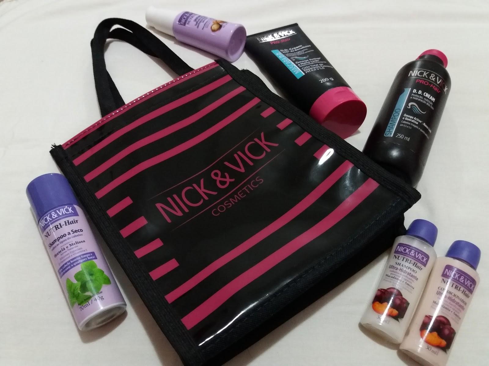 Nick& Vick evento  de lançamento produtos  no Shopping JK Iguatemi
