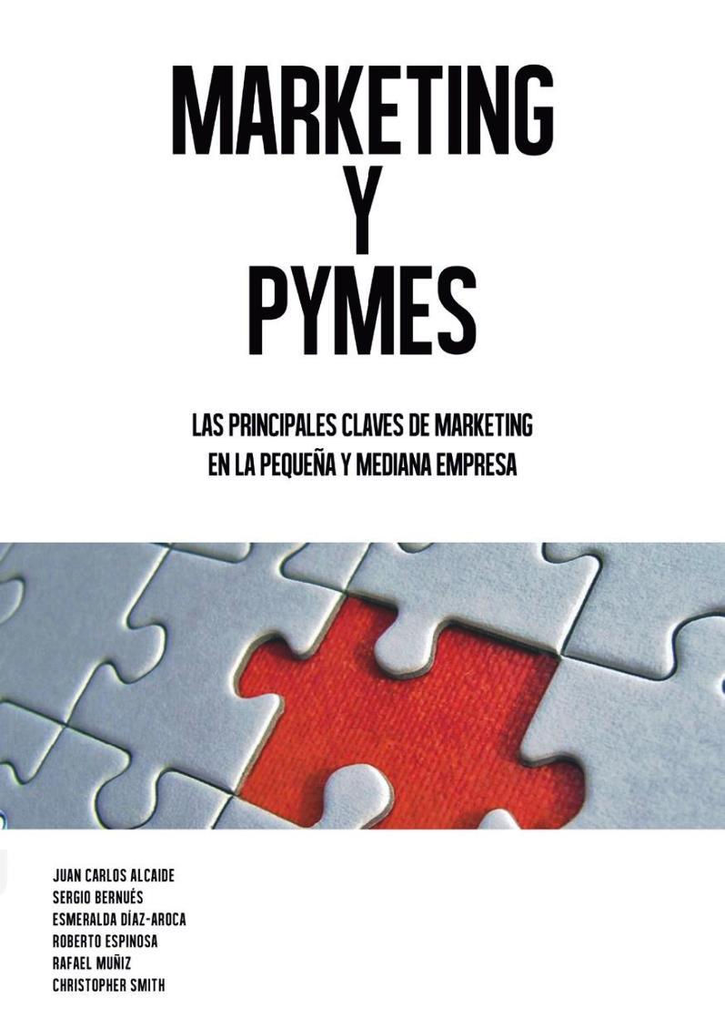 Marketing y Pymes – Juan Carlos Alcaide