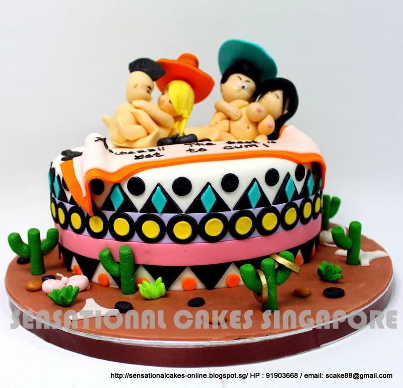 The Sensational Cakes: Arriba, Arriba! Andale, Andale